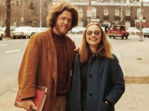 Unseen Photos Of The Clintons