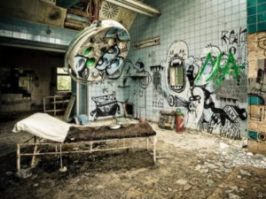 The 40 Most Creepy Places On Earth