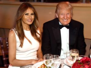 Photos of Melania Trump She Doesn't Want You to See